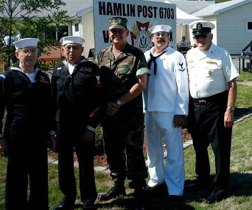 Patriot's Day Hamlin